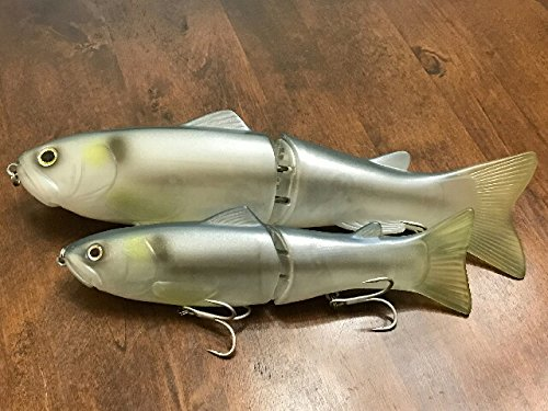 New Deps Slide Swimmer 175 Swimbait (Phantom Shad #32) by deps