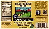 Organic Harvest Gluten Free Chipotle Habanero Pepper Sauce, 5 Fluid Ounce - One Bottle