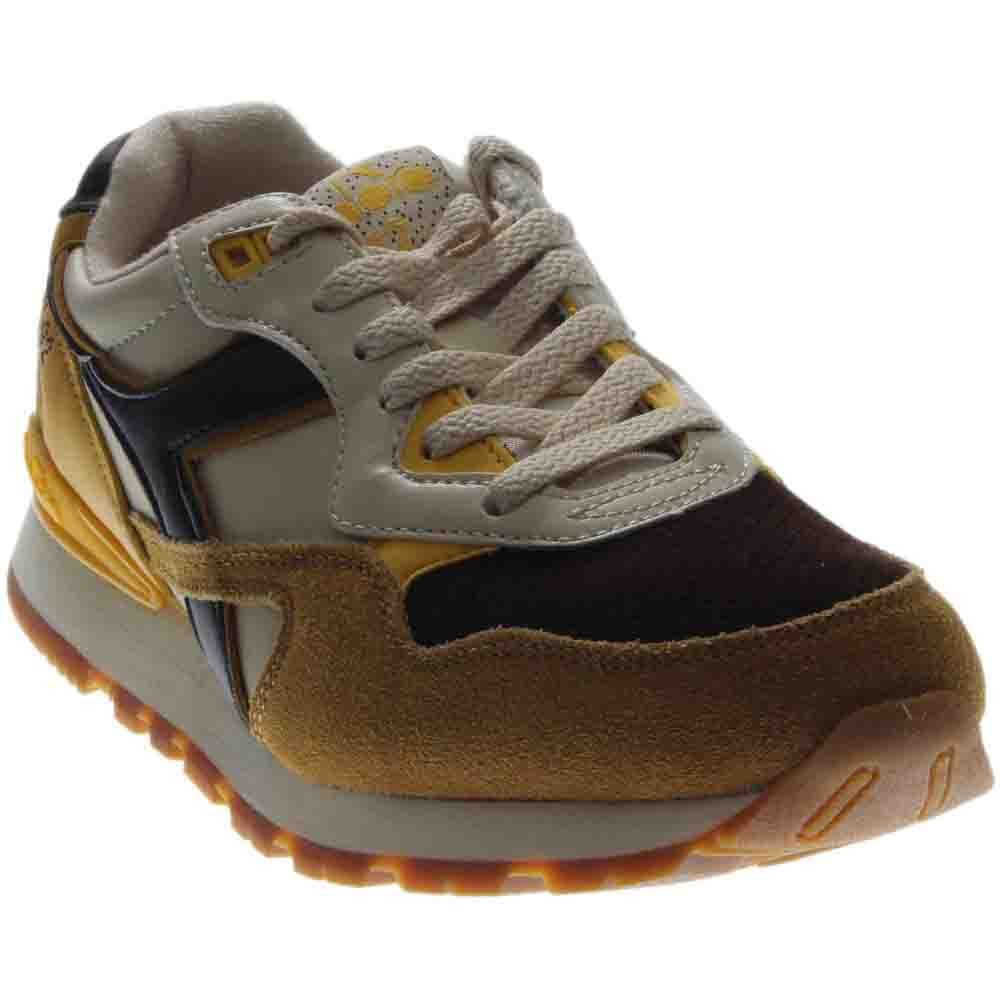 Diadora N-92 Skateboarding Shoe, Marzipan Choco Brown, 10 M US
