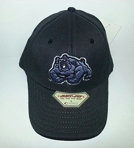 Fresno State Bulldogs 3D Embroidered Hat Flexfit Fitted Cap OSFM