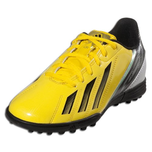 f42c95c9cbb5 Amazon.com  Adidas F5 TRX TF J US 1y M (VividYellow Black GreenZest ...