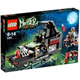 LEGO Monster Fighters - El Sustomóvil del Vampiro (9464)