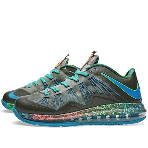 outlet great deals Nike AIR Max Lebron 10 Low 'Swamp Thing' - 579765-301 - cheap perfect sale with mastercard original cheap online PW8t9