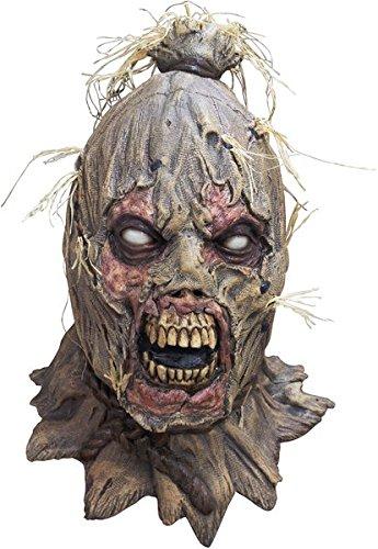 Scareborn Scarecrow Mask Gray -