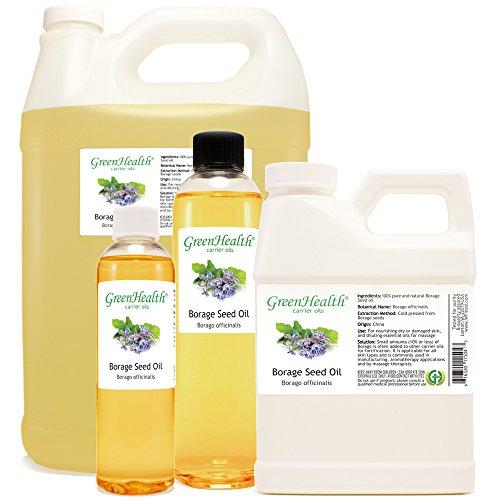 Borage-Seed--100-Pure-Carrier-Oil--GreenHealth