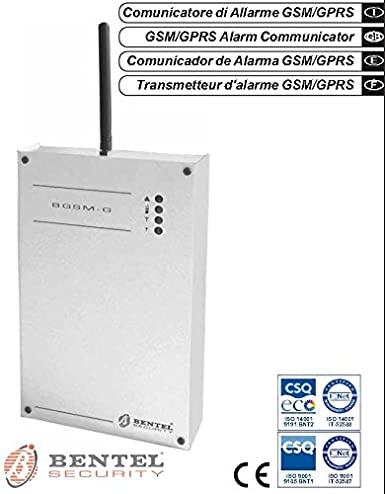 Bentel bgsmg-eu - Transmisor de alarma GSM/GPRS: Amazon.es ...