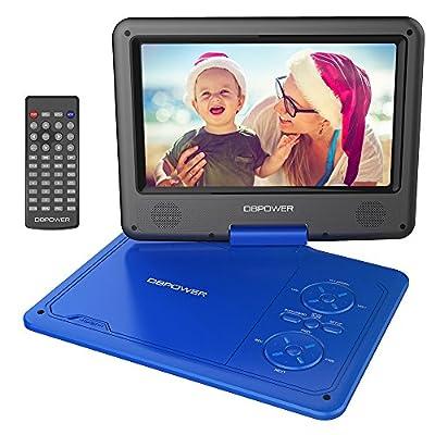 DBPOWER Portable DVD Player