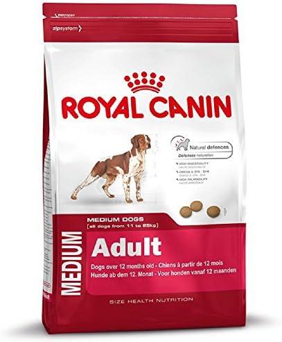 ROYAL CANIN Medium Adult Dog Food For Medium Sized Breeds (11-25 kg) – 15kg – Dogs Corner