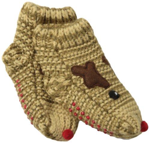 Mud Pie Unisex Reindeer Socks