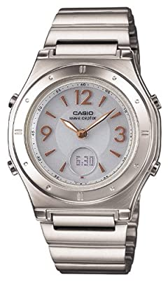 "CASIO ""The solar radio control watch"" Waveceptor multi band 6""LWA-M141D-7AJF"