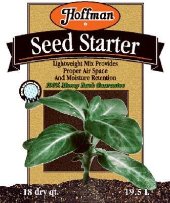 Hoffman A H #30118 18QT Seed Start Soil
