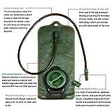 Hydration-Bladder-Packs-2-Liter-Military-Green-Water-Reservoir-Cleaning-Kit