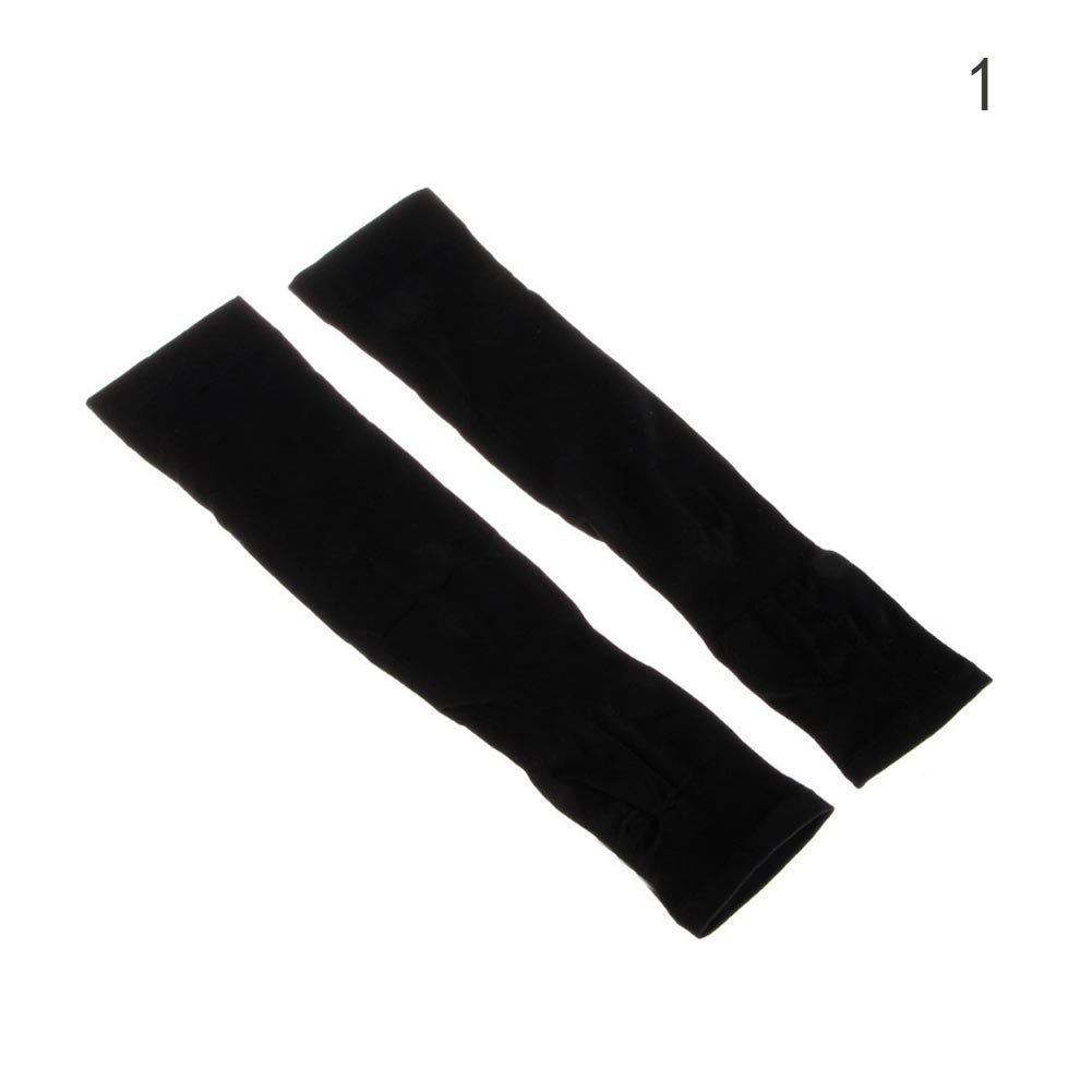 CHIC*MALL Protection Arm Sleeves Cover for Running Hiking Driving Biking