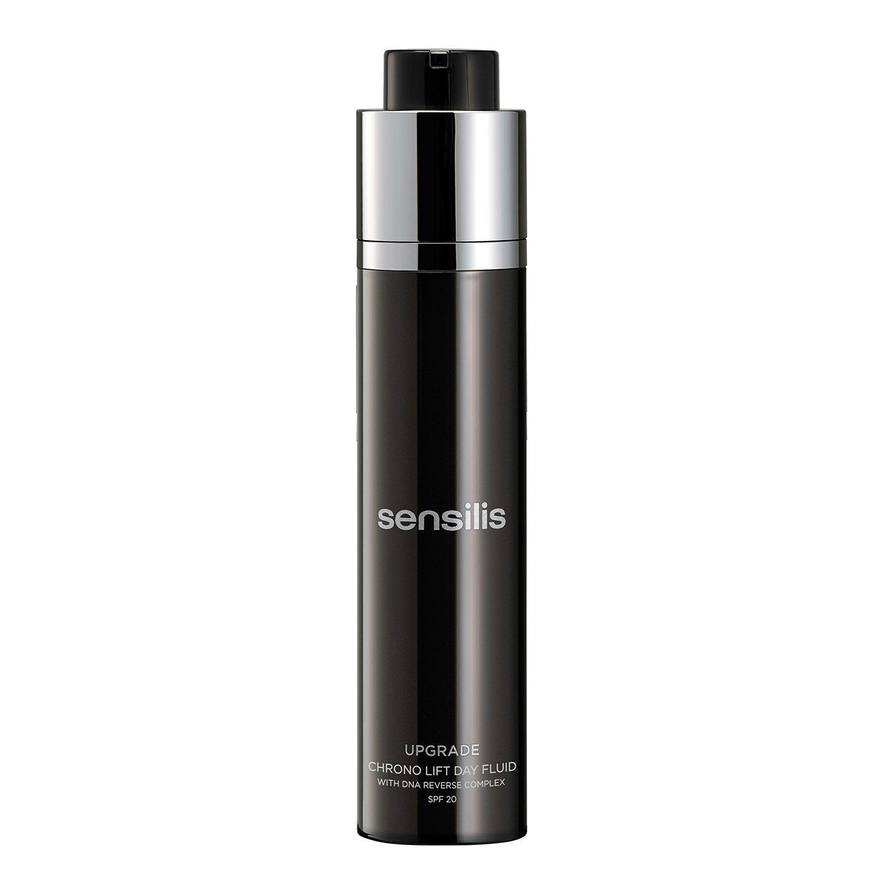 Sensilis - Upgrade Chrono Lift - Fluido de Día Antiedad y Reafirmante con SPF20 - 50 ml