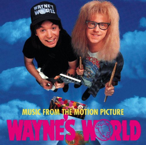VA – Wayne's World (1992) [FLAC]
