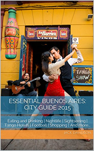 Amazon.com: Essential Buenos Aires City Guide: Eating ...