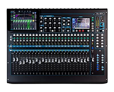 Allen & Heath QU-24C (Chrome Edition) by Allen & Heath