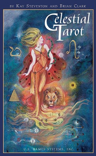 Celestial Tarot: Premier Tarot Edition [With 48-Page Instruction Booklet]