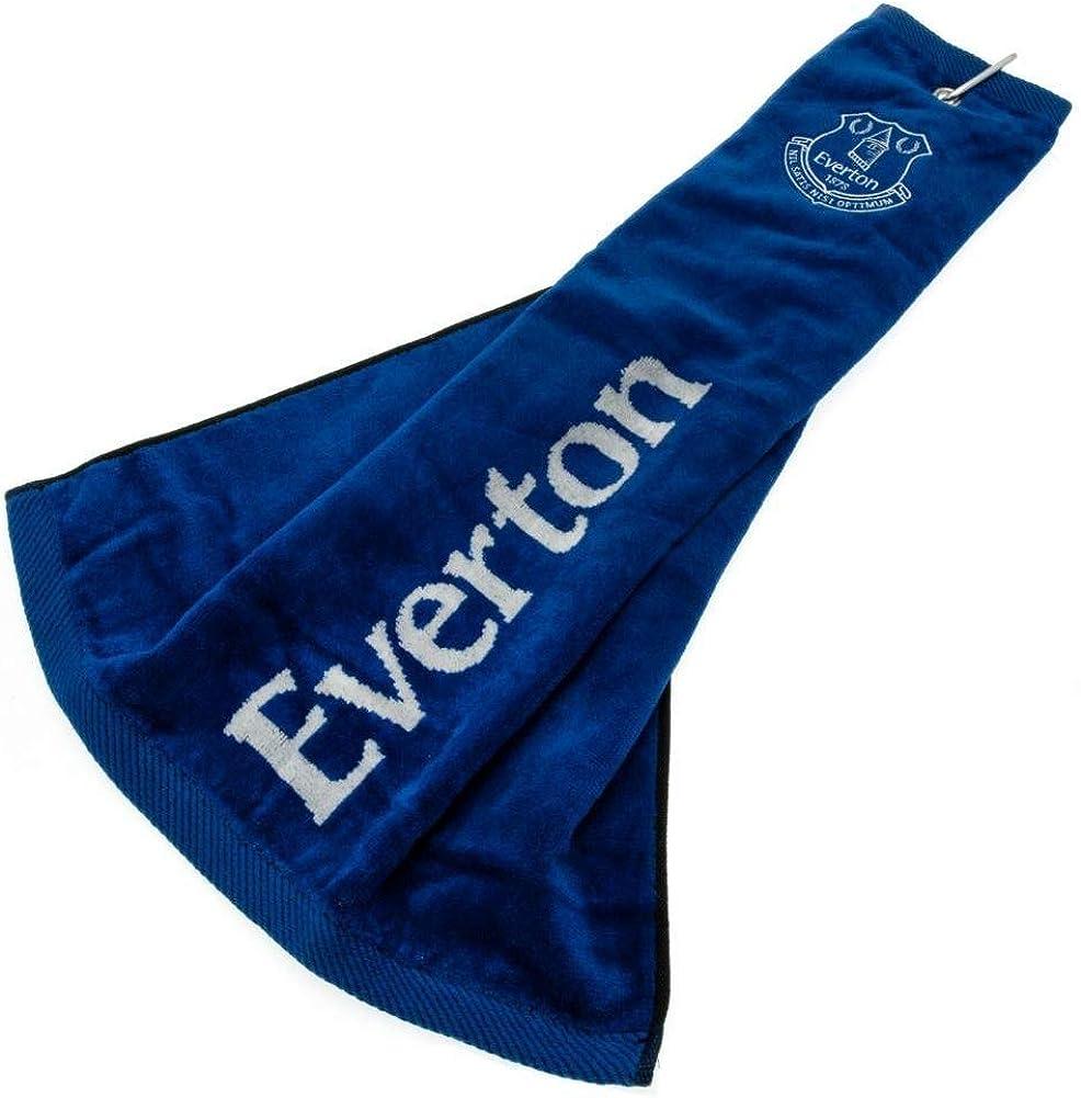 Everton FC Towel Blue One Size