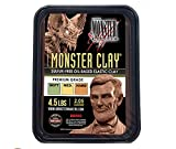Monster Clay Premium Grade Modeling Clay