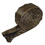 Heatshield Products 280010 Lava Tube Sleeve Shield 1-1/2'' ID x 3'