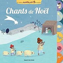 CHANTS DE NOËL (LIVRE SONORE) N.É.