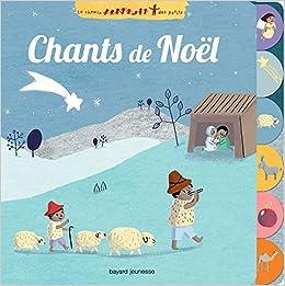 Chants de Noël (Livre sonore) NE