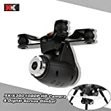 XK X380-028 1080P HD Camera with Metal Digital Servos Gimbal for XK X380 RC Quadcopter