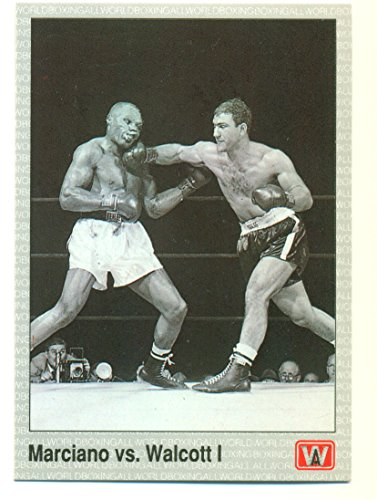 1991 AW Boxing Jersey Rocky Marciano vs. Joe Walcott #145 - Boxing Card