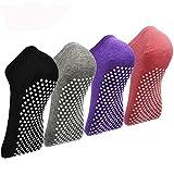 Best Barre Socks - Pilates Ballet Barre Yoga Socks - Elutong 4 Review