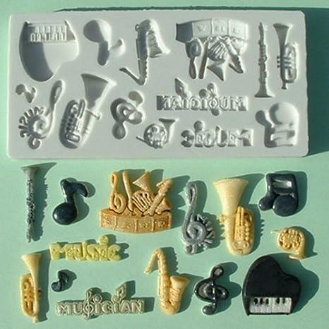 Alphabet Moulds - Formine in silicone per decorazioni in cucina ...