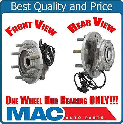 Wheel Bearing Hub Assembly PT515148 Fit For Front 4x4 Ram 2500 3500 2012-2014