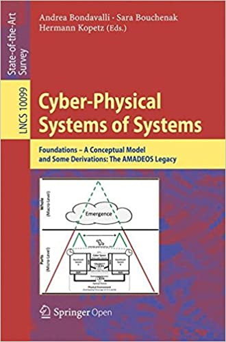 Cyber-Physical Systems of Systems: Foundations - A Conceptual Model and Some Derivations: The AMADEOS Legacy (Lecture Notes in Computer Science)