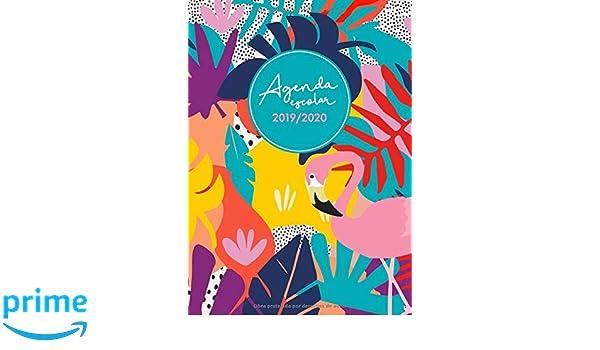 Amazon.com: Agenda escolar 2019-2020: Planificador agenda ...