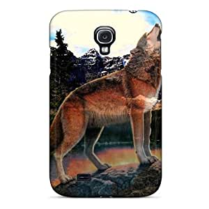 Galaxy S4 Case Cover Skin : Premium High Quality Wolfl Case