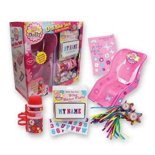 Doll Bike Seat Gift Pack -