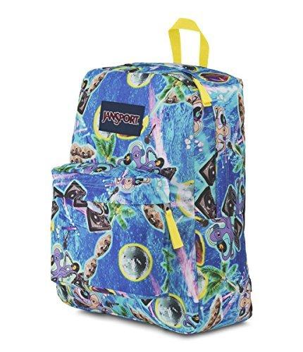 JanSport SUPERBREAK Backpack - DJ OCHO ( 1550 cu.in. ) by JanSport