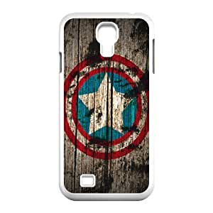 Printed Phone Case Captain America For Samsung Galaxy S4 I9500 Q5A2112766