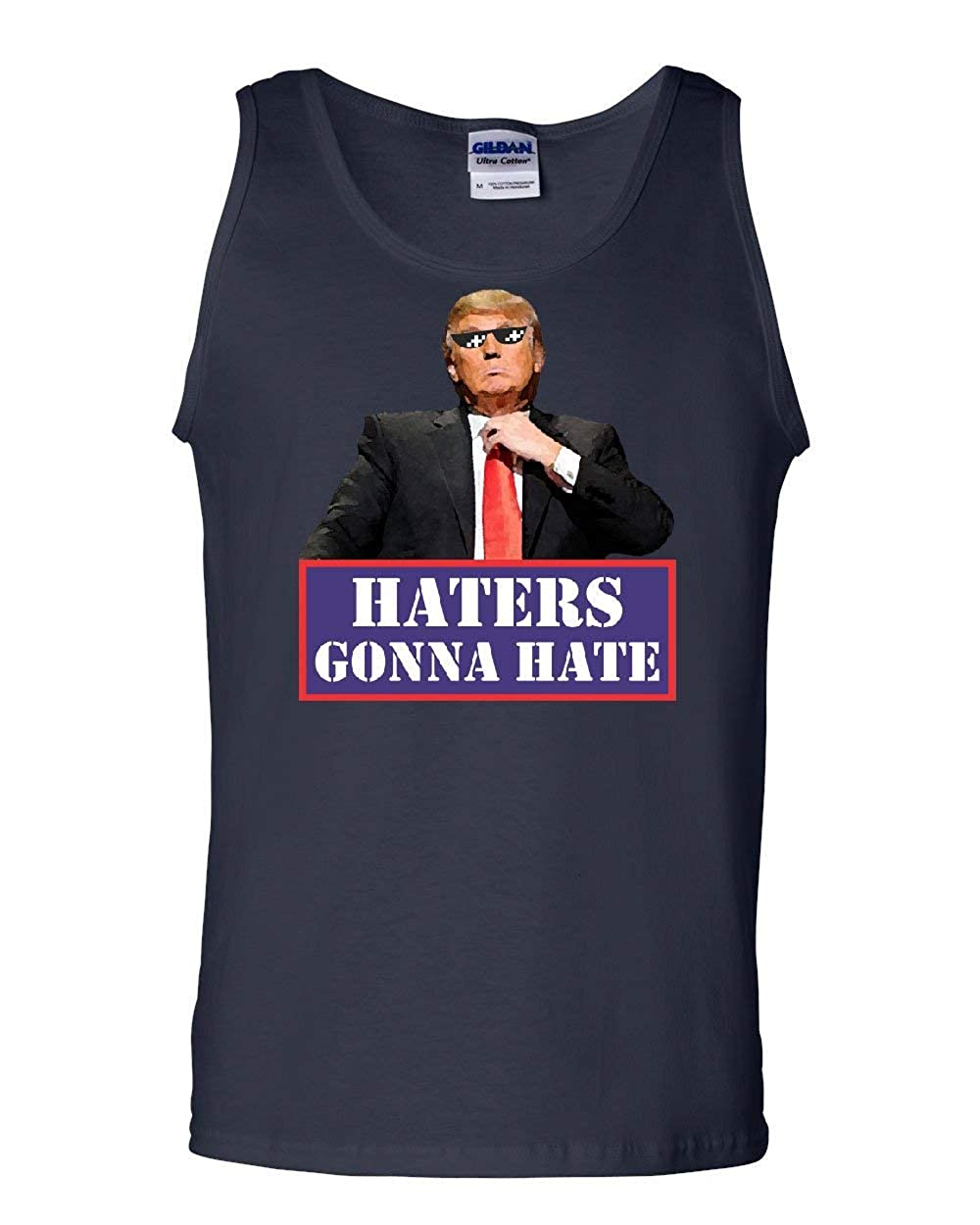 Donald Trump Haters Gonna Hate Tank Top 2020 Keep America Great Sleeveless