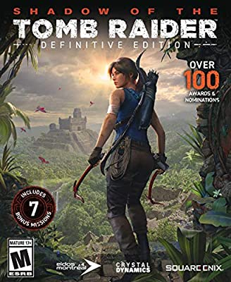 Shadow of the Tomb Raider: Definitive Edition - PC [Online Game Code]