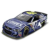 Jimmie Johnson NASCAR No. 48 Lowe's 2017 Lionel Racing 1:24-Scale Diecast Car by The Hamilton Collection