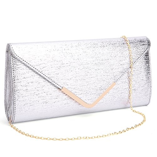 Quilted Evening Clutch - 7