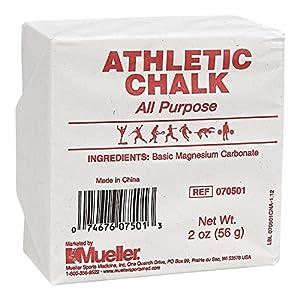 Chalk Block 2 oz for Gymnastics Crossfit Weightlifting 2 Pack