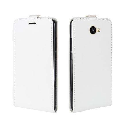 Amazon com: Huawei Y5 II Case Flip Cover Design, Lifeepro Case for