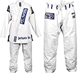 Contract Killer Fight Life Gi - White/A1