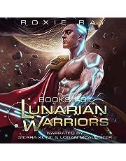 Lunarian Warriors Books 1-3: A SciFi Alien Romance (Lunarian Warriors Bundle, Book 1)