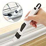 Window Recess Groove Clean Brush Dustpan Keyboard Drawer Crevice Wash Cleaning Tools