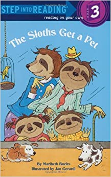 Book The Sloths Get a Pet (Step into Reading)