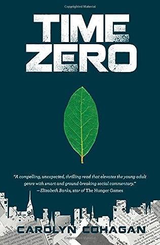 book cover of Time Zero