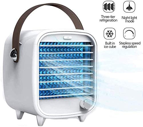 Retro Styling Personal Air Cooler Portable Air Conditioner M